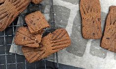 Wondering if these are akin to windmill cookies in the States.  Dan Lepard's speculaas cookies.