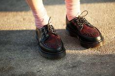 De la calle a la pasarela, la tendencia de los zapatos creepers