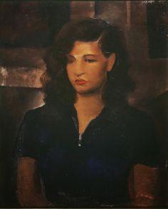 Patrícia Galvão; Pagu Por Candido Portinari, 1933