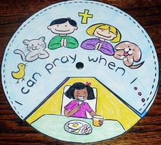 ARTMAN GREG'S SCRATCH PAD: children's church  awww - too bad no printables!