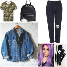 Army Casual Comfy Everyday Look