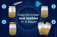Πώς να κάνει ένα ροκ Tumbler στο σπίτι