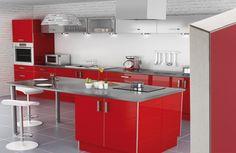 Cuisine Rouge !!!