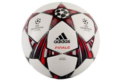 adidas Finale 13 Official Match Ball - White with Red...Available at SoccerPro Right Now!