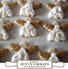 Mini Angel Cookie Cutter Ideas