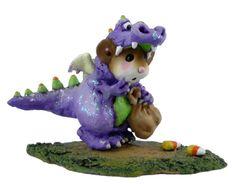 Halloween: Wee Forest Folk - Dragon Dress-Up - Purple. Want it