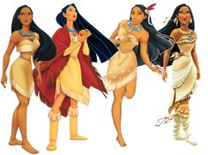 the evolution of the disney princesses - Google Search