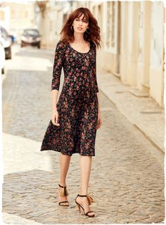 Potpourri Dress