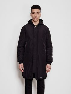 Brixtol AW16 D.W Hooded Bomber