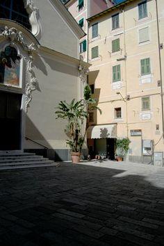 Bordighera (IM), Chiesa Parrocchiale di Santa Maria Maddalena