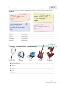 Core French, Evaluation, Teaching French, Back To School, Classroom, French Language, French Lessons, Languages, Exercises