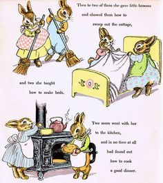 The Country Bunny, by DuBose Hayward; Pictures by Marjorie Flack