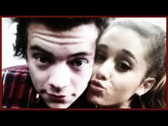 harry styles ans ariana grande singing | HARRY STYLES WRITES SONG FOR ARIANA GRANDE + PRESIDENT OBAMA BANS ...