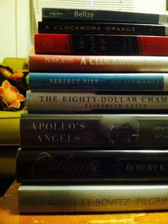 My second load of summer reading has arrived from the library! I love interlibrary loan.