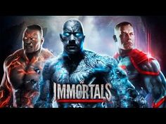 WWE Immortals - Ep 1 - LET'S GET READY TO RUMBUUUUUULE!