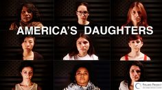 Join survivors in the fight to end human trafficking. Go to www.polarisproject.org/americasdaughters­.