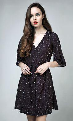 Photo of Kosmos Kimono Dress