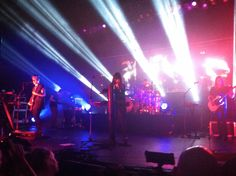 The Naked & Famous, live at @The Warfield San Francisco