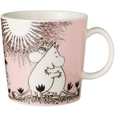 moomin mug - I need some of these in my life, they are beautiful!