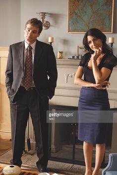 Epic Fail' Episode 603 -- Air Date -- Pictured: (l-r) Robert Sean Leonard as Dr. James Wilson, Lisa Edelstein as Dr. Lisa Cuddy -- Photo by: Chris Haston/NBCU Photo Bank