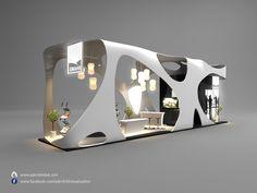 Emaar exhibition stand design