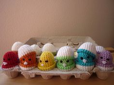 Since Easter is coming, I've got another FREE Easter crochet pattern for you today. These chicks would work up in very little time (at least for one of the chicks, not a dozen of them)!   &nbs...