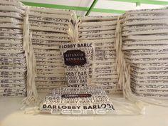 Almohadones de diseño Lobby Bar-Estancia Mendoza