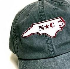 North Carolina State Distressed Baseball Hat - Stonewashed Hat – Oak City  Collection Baseball Hats 7c3c256279f0