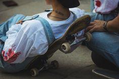 Skate Girls: Jenn Soto - Urban Outfitters - Blog