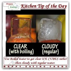 Kitchen Tip of the Day...