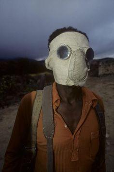 War Erythree, Ethiopia, 1982, by Alain Bizos