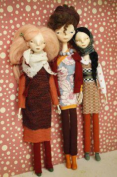 Makidra Rag dolls with style