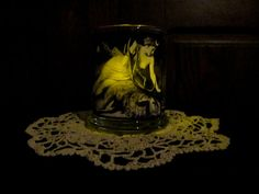 Diane the Huntress candleholder by wmerchantile on Etsy