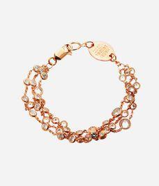 Luxe Uptown 3-Row Bracelet