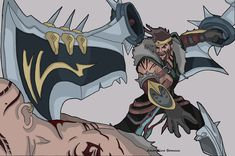 League Legends, Draven League Of Legends, Film D'animation, Thriller, Anime, Fictional Characters, Art, Photography, Art Background