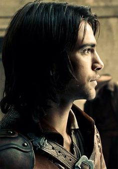 Hair length for at least Den, if not several other male characters Bbc Musketeers, The Three Musketeers, Howard Charles, Grandeur Nature, Luke Pasqualino, Tom Burke, Bbc Drama, Bbc Tv Series, Favorite Tv Shows