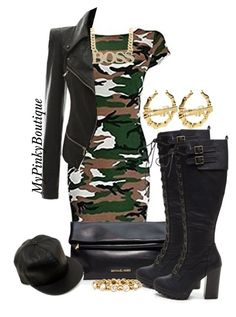 """#714"" by gorgeousmama29 ❤ liked on Polyvore featuring MICHAEL Michael Kors and White House Black Market"