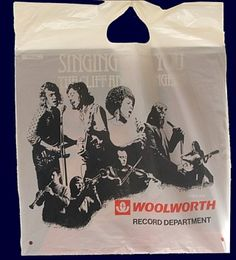 "My first job was on the record counter in  Woolies. A 7""single cost £1.79 and a 12"" was £3.79, so expensive! I got paid £1.77 per hour!"