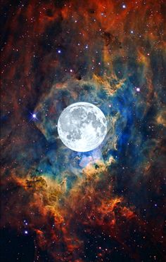 Planets Wallpaper, Galaxy Wallpaper, Wallpaper Backgrounds, Wallpapers, Moon Pictures, Nature Pictures, Full Moon Photos, Shoot The Moon, Moon Painting