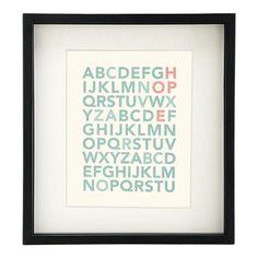 """8x10"""" Typographic Print """"Hope"""". $16.00, via Etsy."""