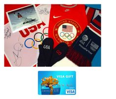 Support Team USA Virtually #ItsOurTime (& Giveaway Ends 2/28)