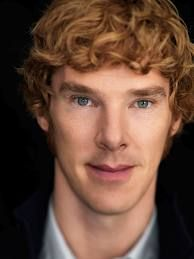 benedict cumberbatch Natural auburn hair. Sherlock holmes bbc. And here I thought he couldn't get any more handsome