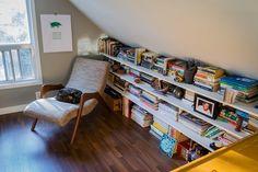 Chris & Meg's Darling City Cottage House Tour | Apartment Therapy