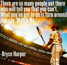 Do you ask why baseball that has people so popular? This article gives you need regarding baseball. If you're the baseball manager and you see that your team is not doing well at practice, you may want to change things up. Bryce Harper, Baseball Memes, Baseball Tips, Baseball Pictures, Baseball Stuff, Baseball Sayings, Baseball Field, Baseball Sister, Baseball Videos