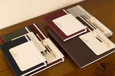 Elegant Notebooks from Monocle
