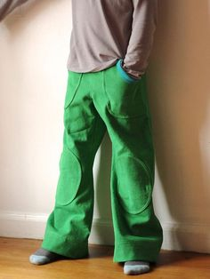 Parsley Pants by madebyrae, via Flickr