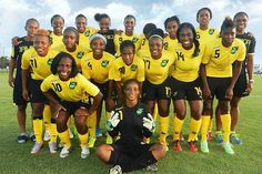 Jamaica's Women's Soccer Team Showed How Success Doesn't Have to Mean Victory on the Field Football Girls, Football Soccer, Reggae Boyz, Soccer Gifts, Soccer Stars, Women's World Cup, Team S, Jamaica, Victorious