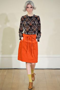 Peter Jensen | Fall 2012 Ready-to-Wear Collection | Vogue Runway