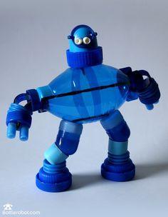 Comme promis une photo de bonne qualité pour vous présenter mon nouveau 'bleu' : Blu Patrol