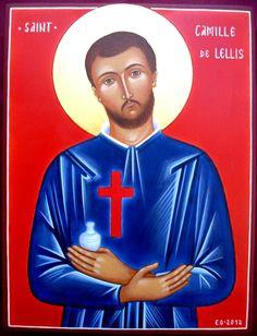 Hl. Kamillus von Lellis
